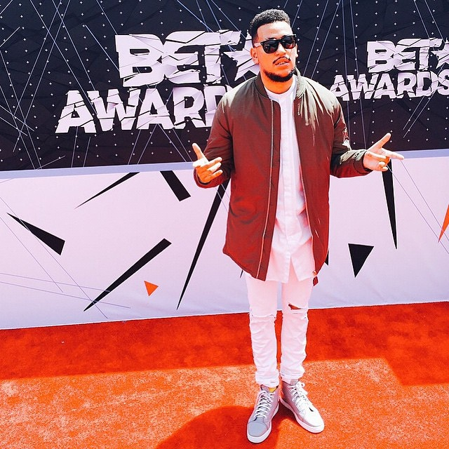 AKA Back In Studio...Should We Expect A Track Dedictated To His Daughter Kairo?