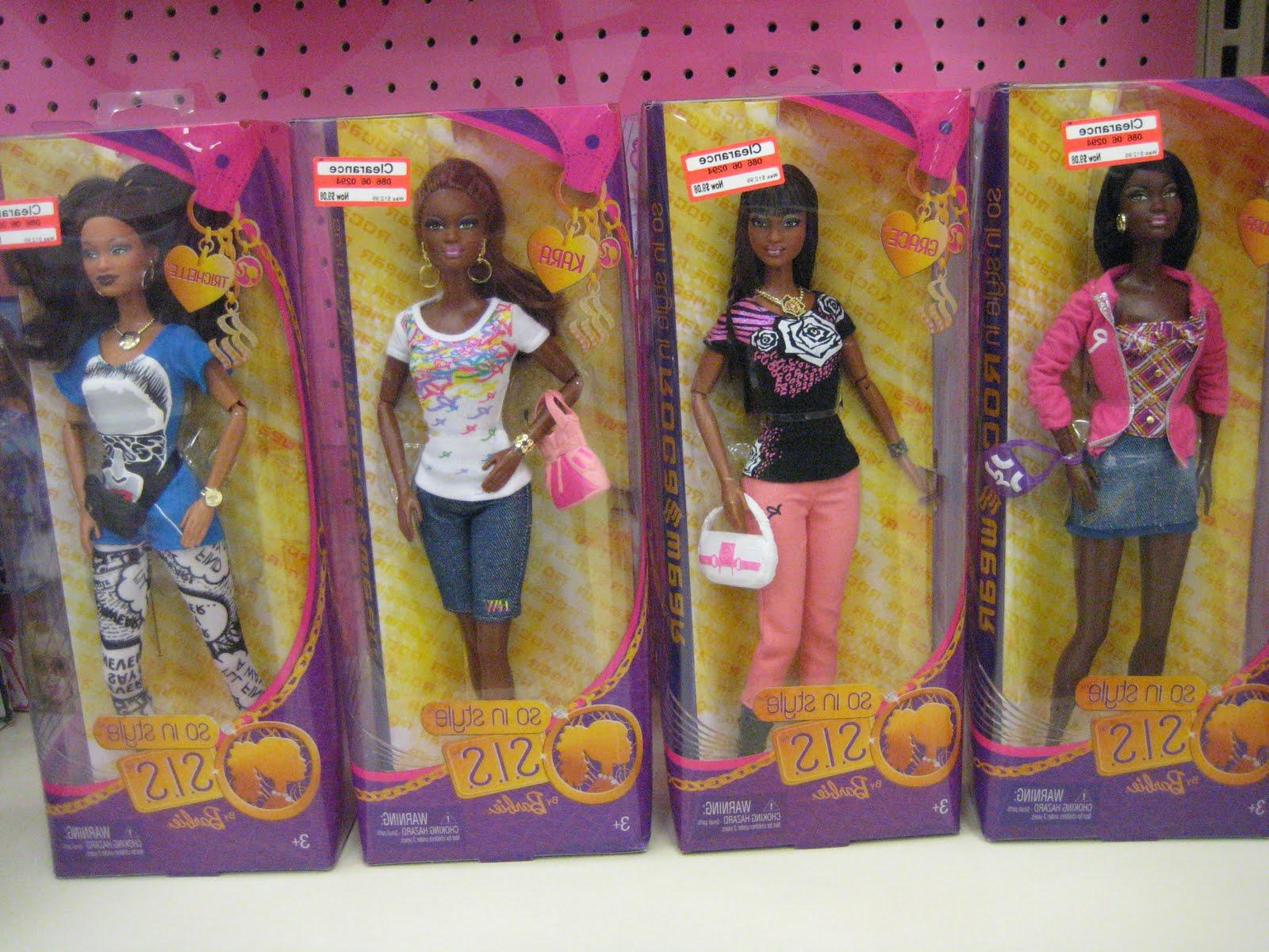 the Barbies was the So In