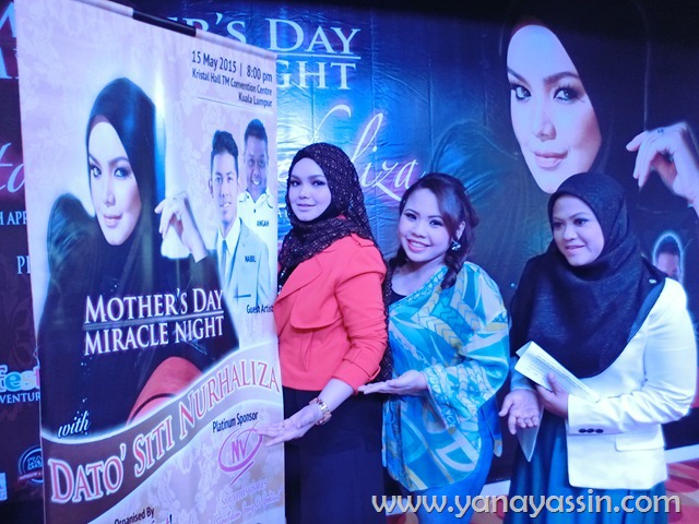 Mother's Day Miracle Night With Siti Nurhaliza
