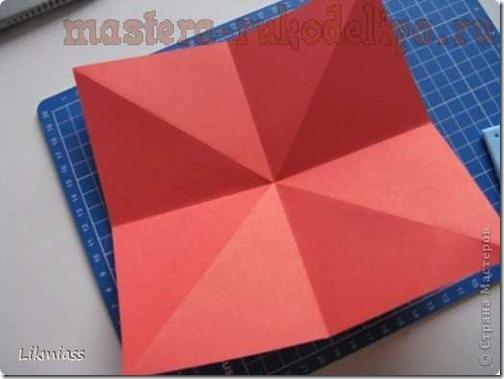 flor de pascua origami (6)