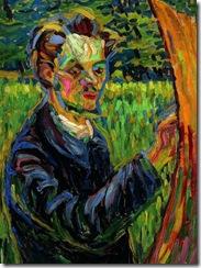 Kirchner-Retrato-pintor-heckel
