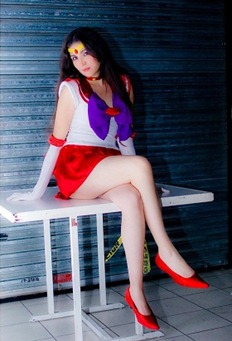 sailor_mars_cosplay
