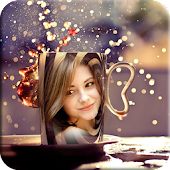 Coffee Cup Photo Frame APK for Bluestacks