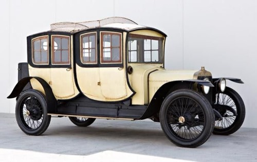 1911 Hispano-Suiza Alfonso XIII Berline
