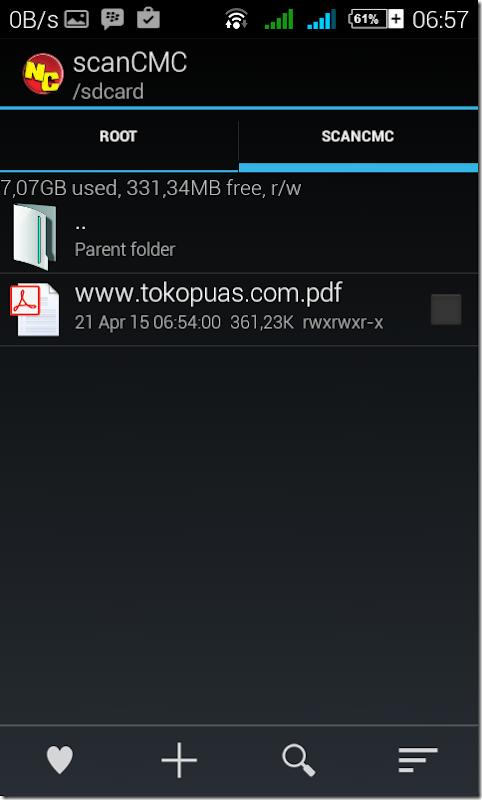 trik termudah scanner dokumen di hp android dengan cepat