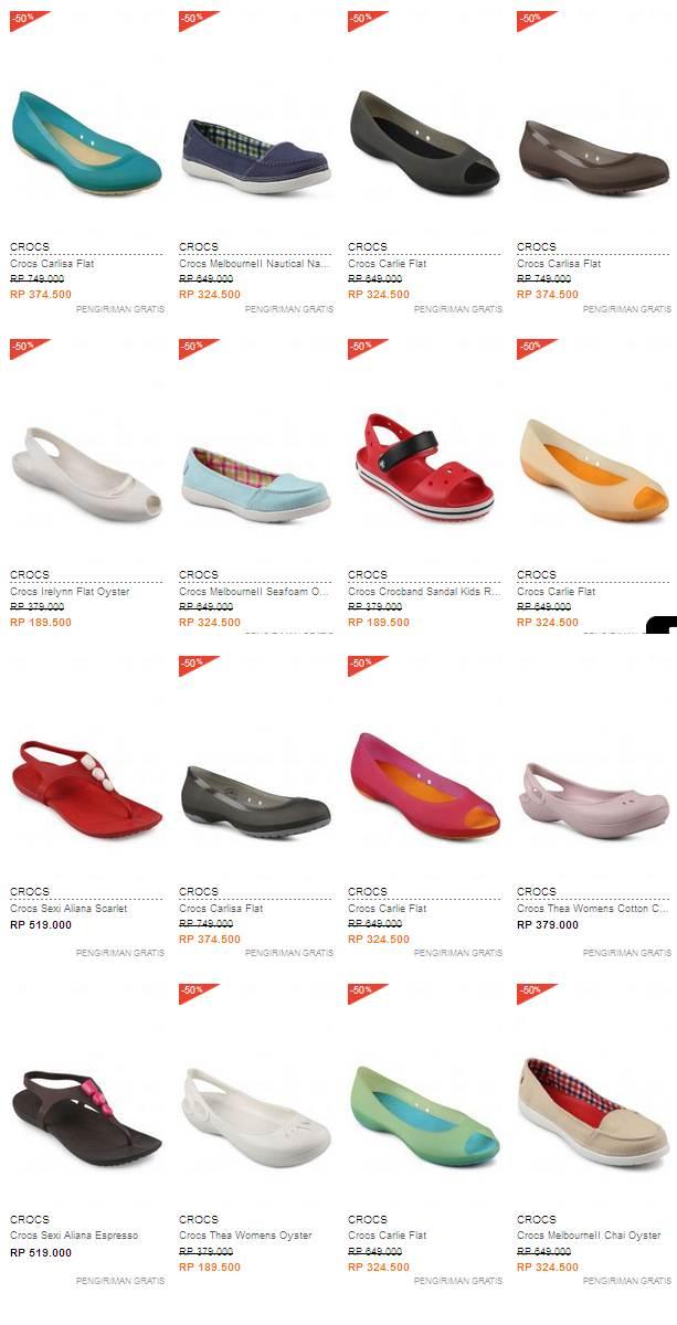 Tas&Sepatu: model sepatu karet terbaru