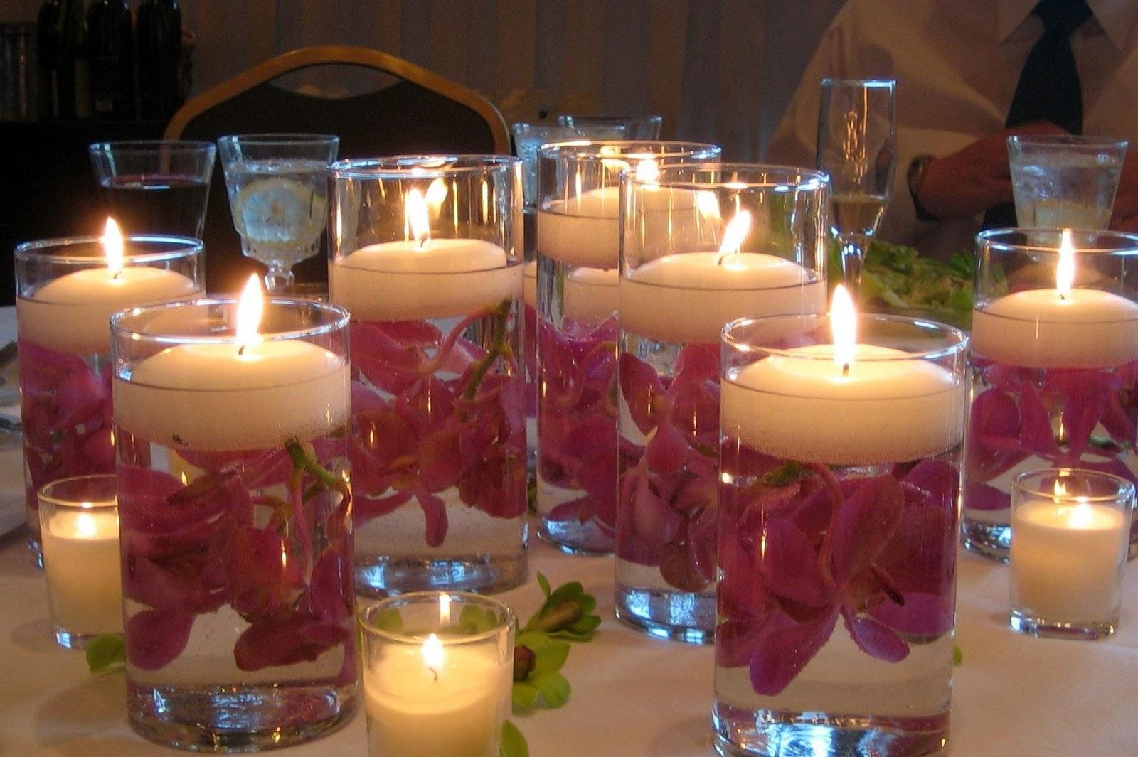 Candles     Nastrojowe swieczki