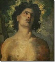 Pierre Puvis de Chavannes - Saint S_bastien