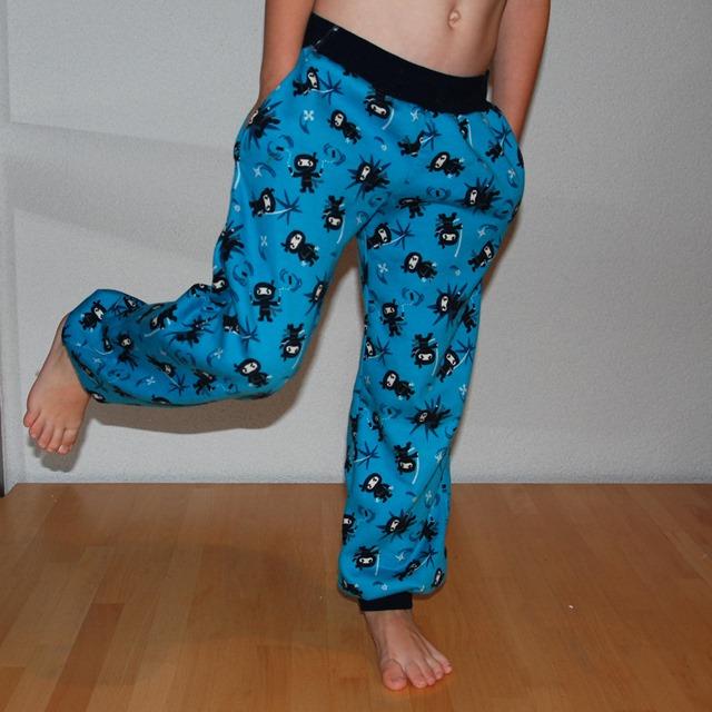 ninja comfy pants