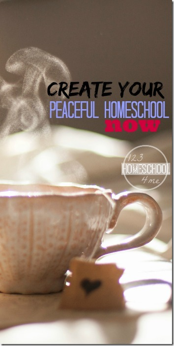 If you are a homeschool family here are some great tips for a peaceful back to school homeschooling year! MUST READ