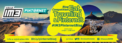 Kontes Blog IM3 Berhadiah Jalan-Jalan Ke Bromo | DL 15 Mei