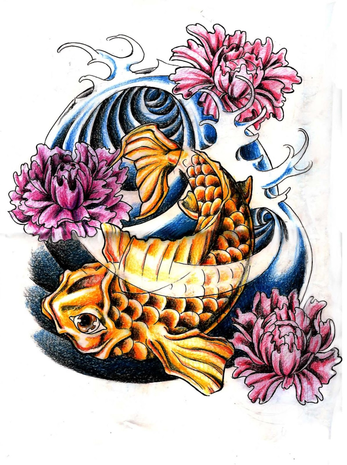 You can get your tattoo design