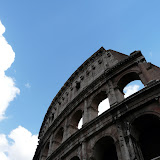 The Icon of Rome, the Colosseum