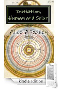 Cover of Alice Bailey's Book Initiation Human And Solar