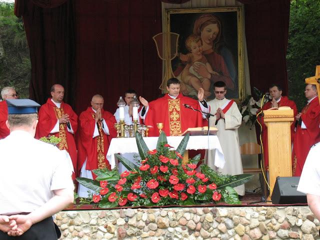 Odpust Matki i Królowej Przenajdroższej Krwi @ Sanktuarium Krwi Chrystusa | Częstochowa | śląskie | Polska