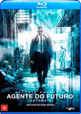 Filme Poster Agente do Futuro BDRip XviD Dual Audio & RMVB Dublado