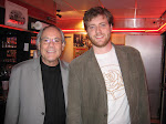 with comedy legend, Robert Klein at the Jukebox in Peoria