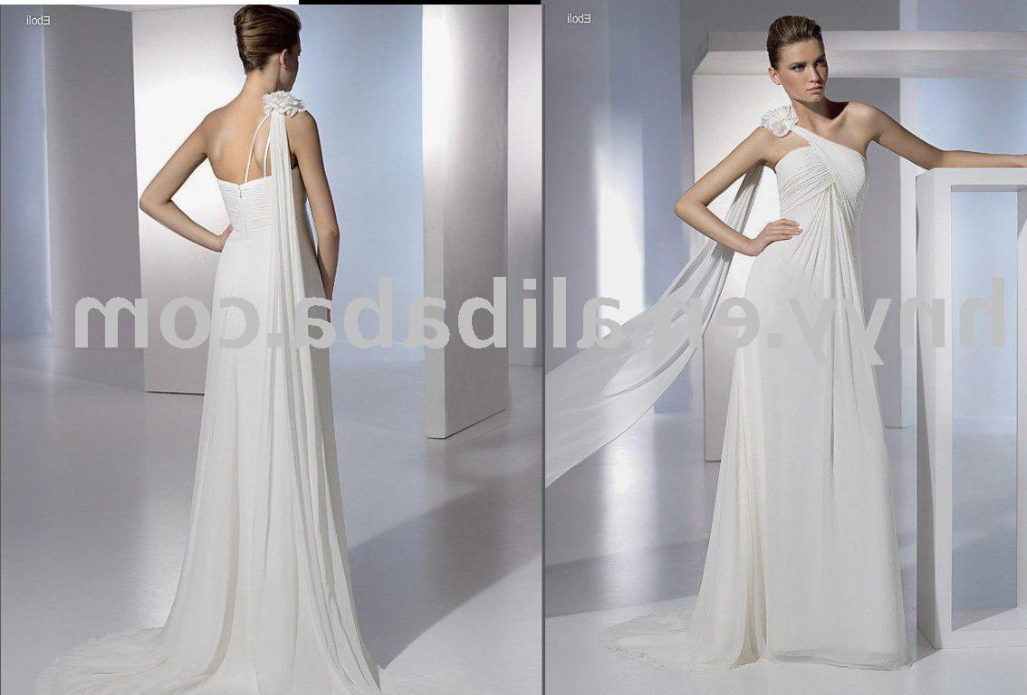 2009 beautiful wedding dress China  Mainland