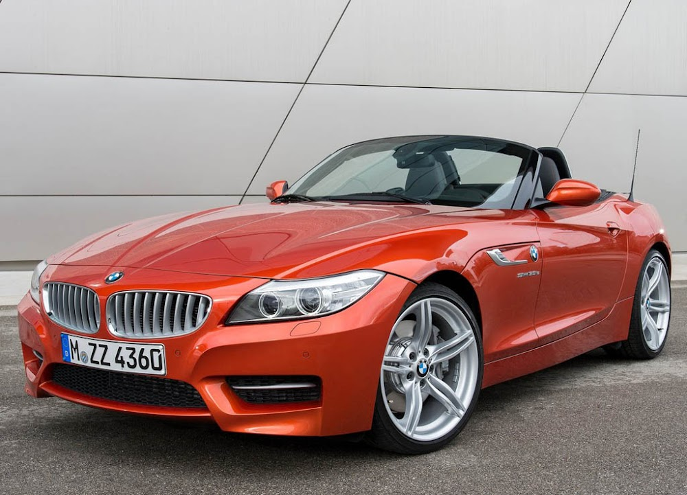 2017 BMW Z4 Redesign, Rumors Release Date Review Car Price Concept