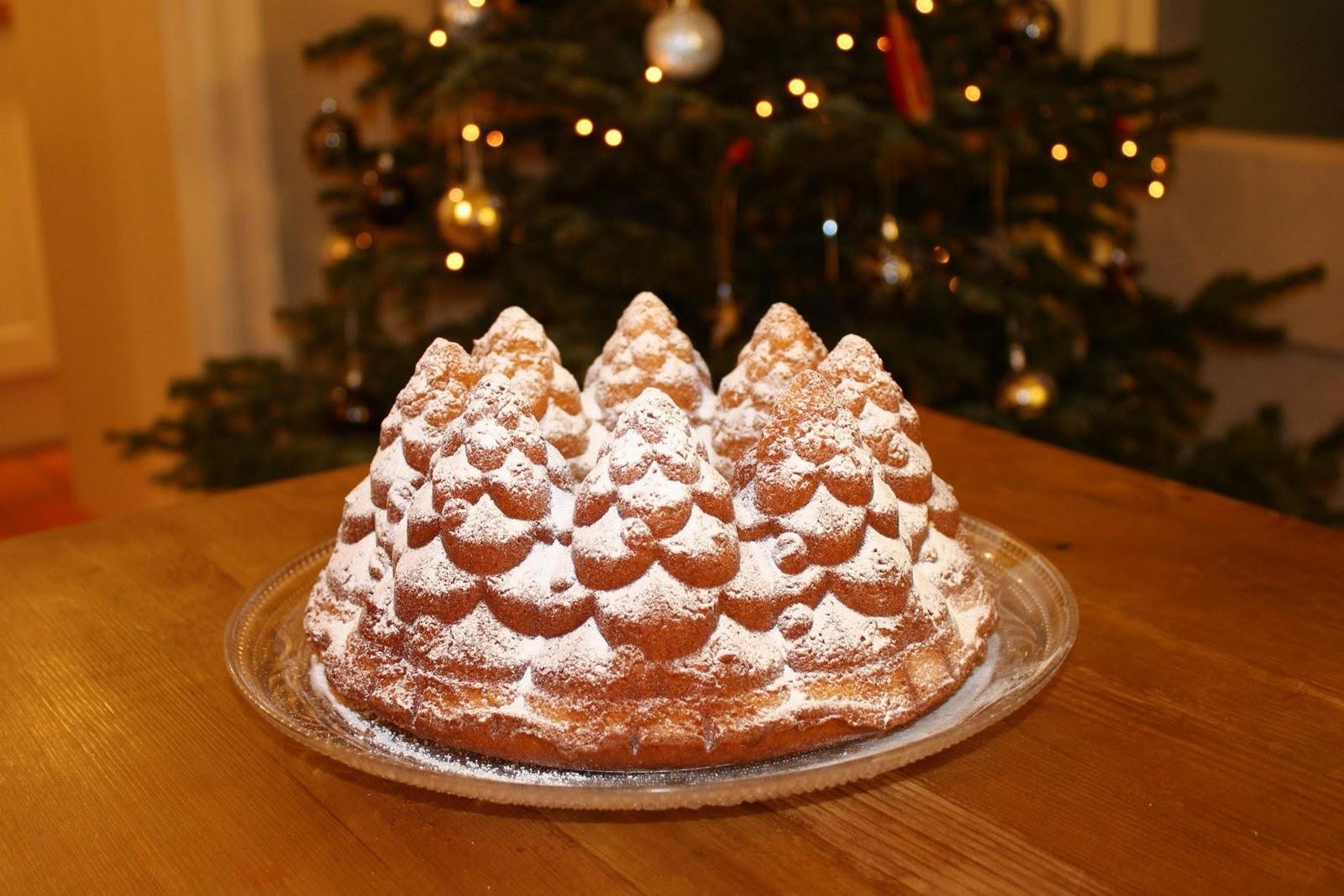 Homemade Christmas challenge: