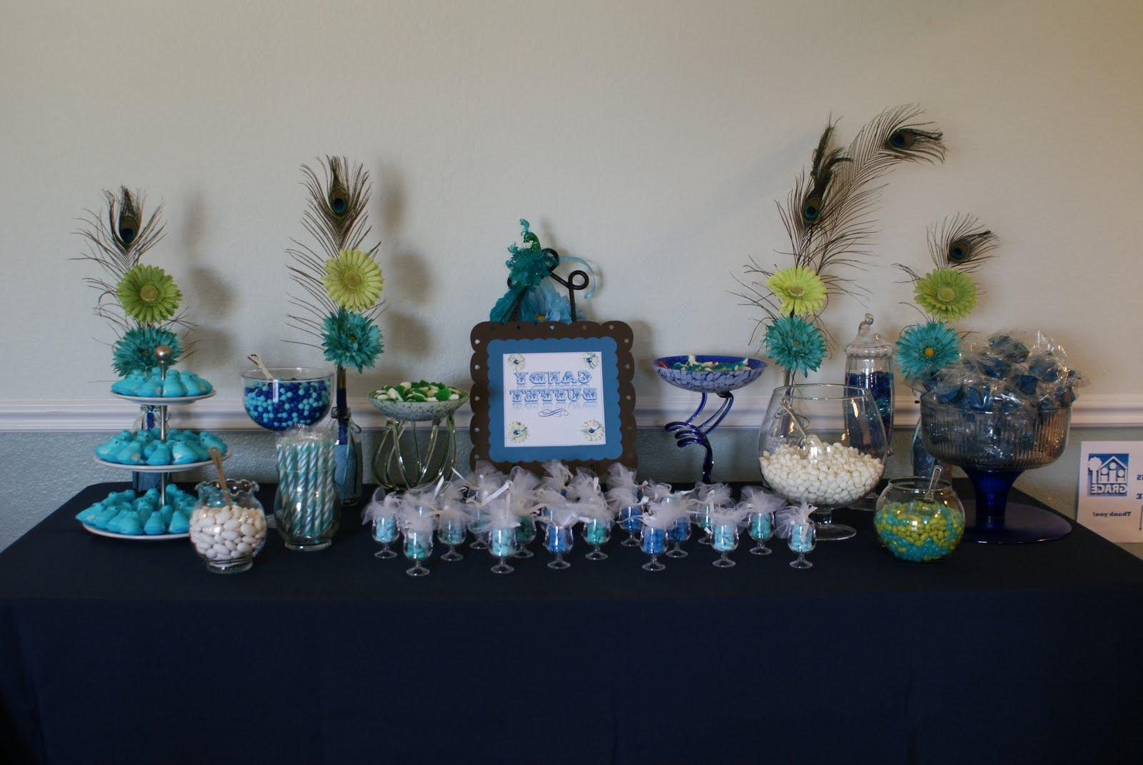 candy buffet for weddings