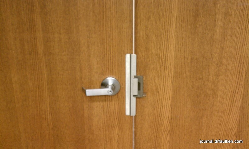 Everyday Usability: Door Knob Choice and Orientation