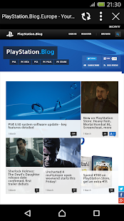 PlayStation®App Screenshot
