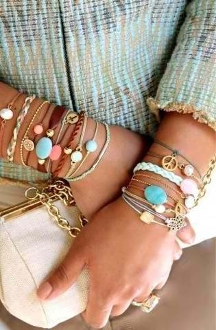 bracelets tendance 2014