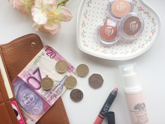 Spending ban, how to survive a spending ban, tips to survive a spending ban, beauty spending ban tips, beauty spending ban