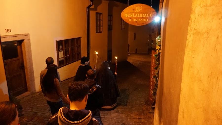 Экскурсия с пани Дашей по Чешскому Крумлову