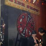 sideshow at circa nightclub in toronto in Toronto, Ontario, Canada