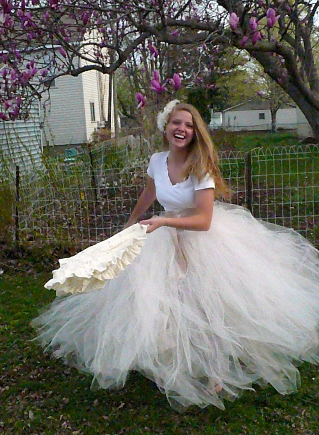 Wedding Bridal Tutu.