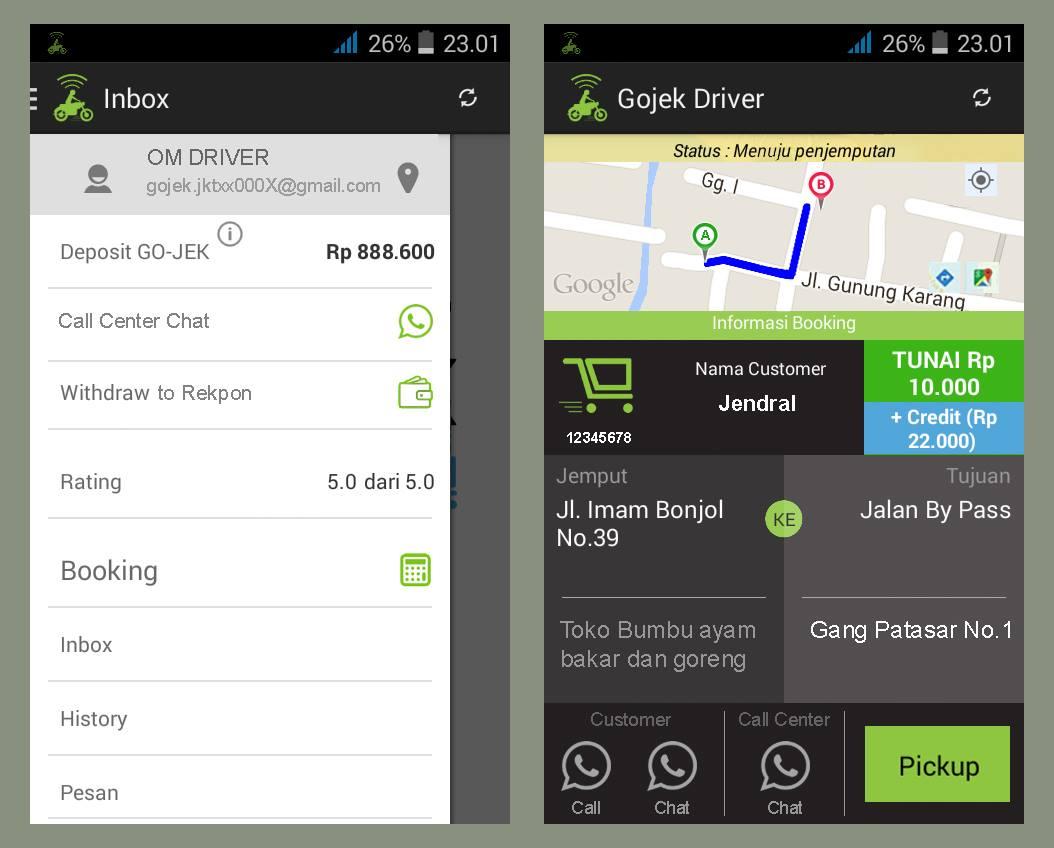 GO-JEK Video Cara meng-instal GoBis App Terbaru - News Gojek