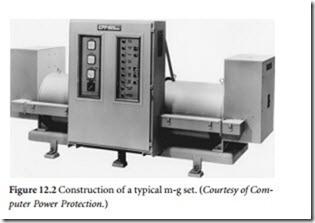 Motor-Generator Set-0214