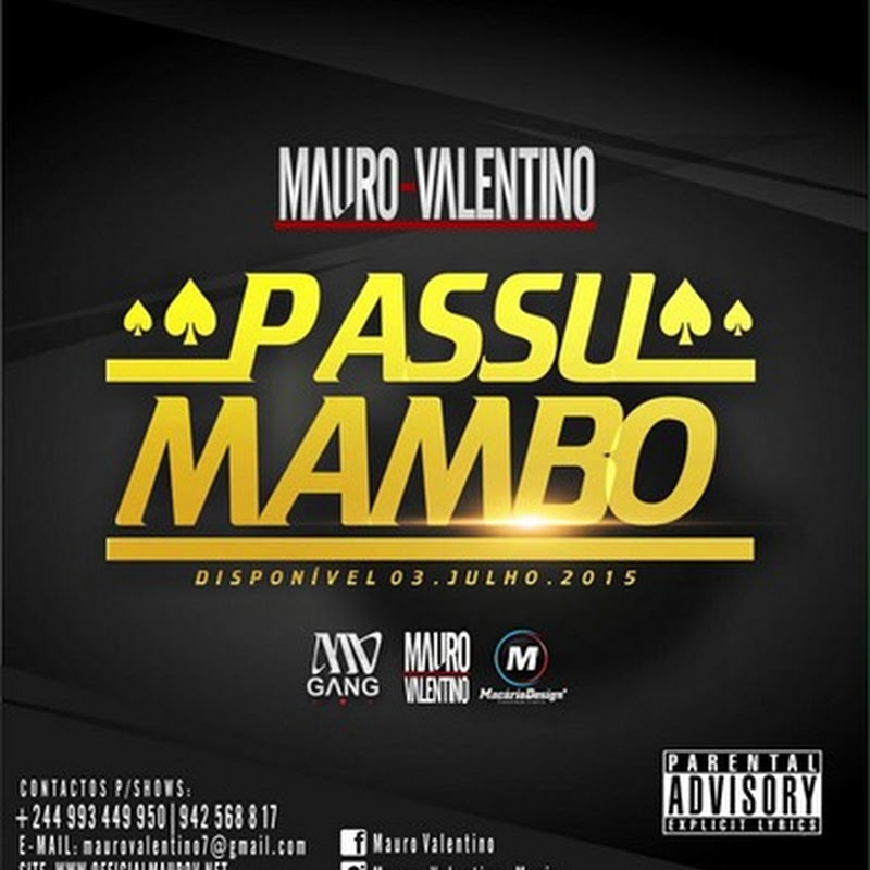 "Mauro Valentino–""Passu Mambo"" [Download]"