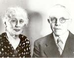 Wilhelmina van der Linden & Wouter Frederik Sernee (circa 1941)