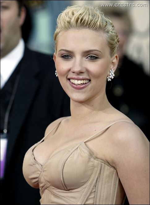Scarlett Johansson 16.