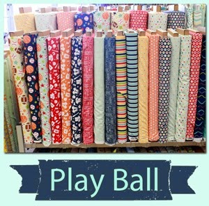 Play Ball fabric