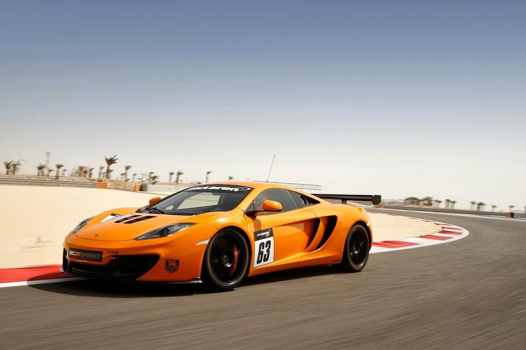McLaren 12C GT Sprint 6