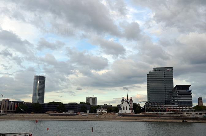 Kölnwochenende (38) Rheinufer