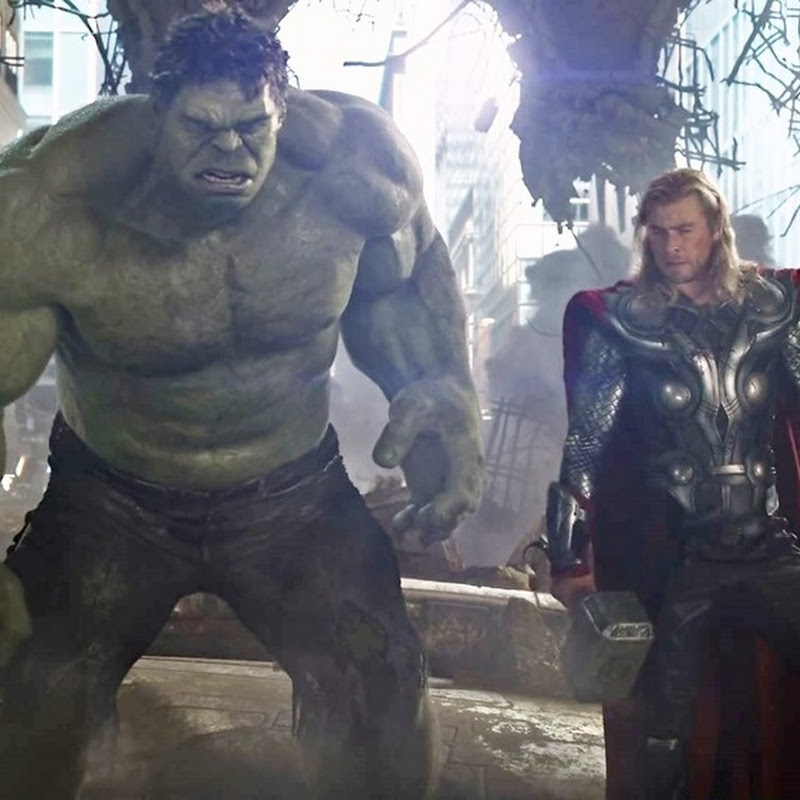 Confirmado! Mark Ruffalo será o Hulk em Thor: Ragnarok