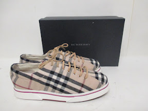 Burberry Lace Ups