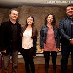 En la Categoría B, hasta 16 años: Laura Rausell Saborit (España), Serena Saloni (Italia) y Gemma Caro Torralba (España)