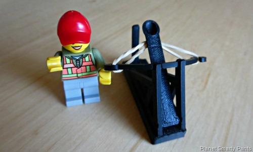 3D Printer Catapult