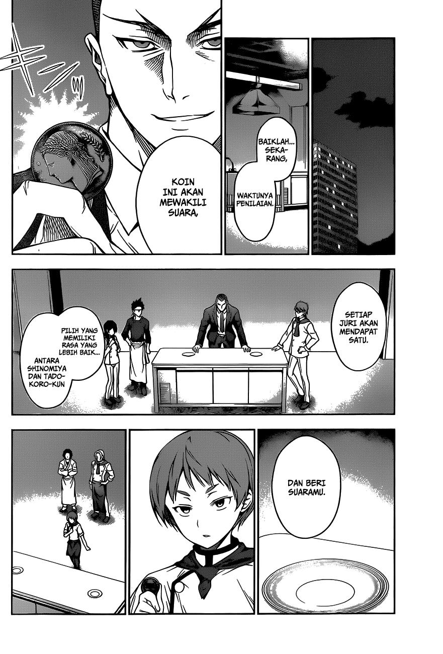 Shokugeki no Souma Chapter 25-16
