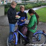Start VVN project Op voeten en fietsen 2015 - Foto's Harry Wolterman