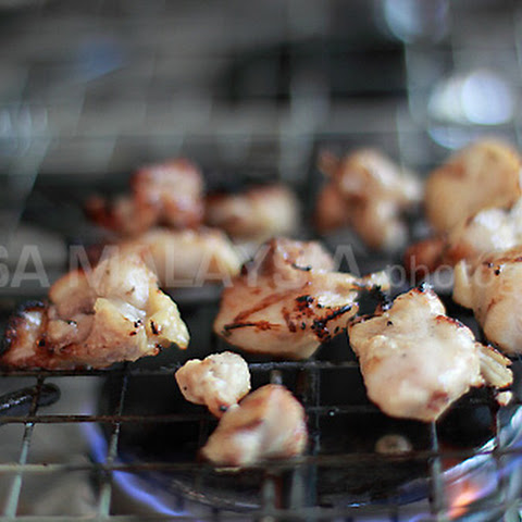 Yakiniku (Japanese Grilled Meat or BBQ)