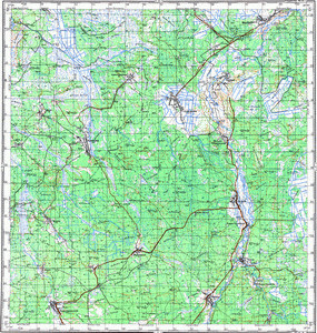 Map 100k--m35-020--(1978)