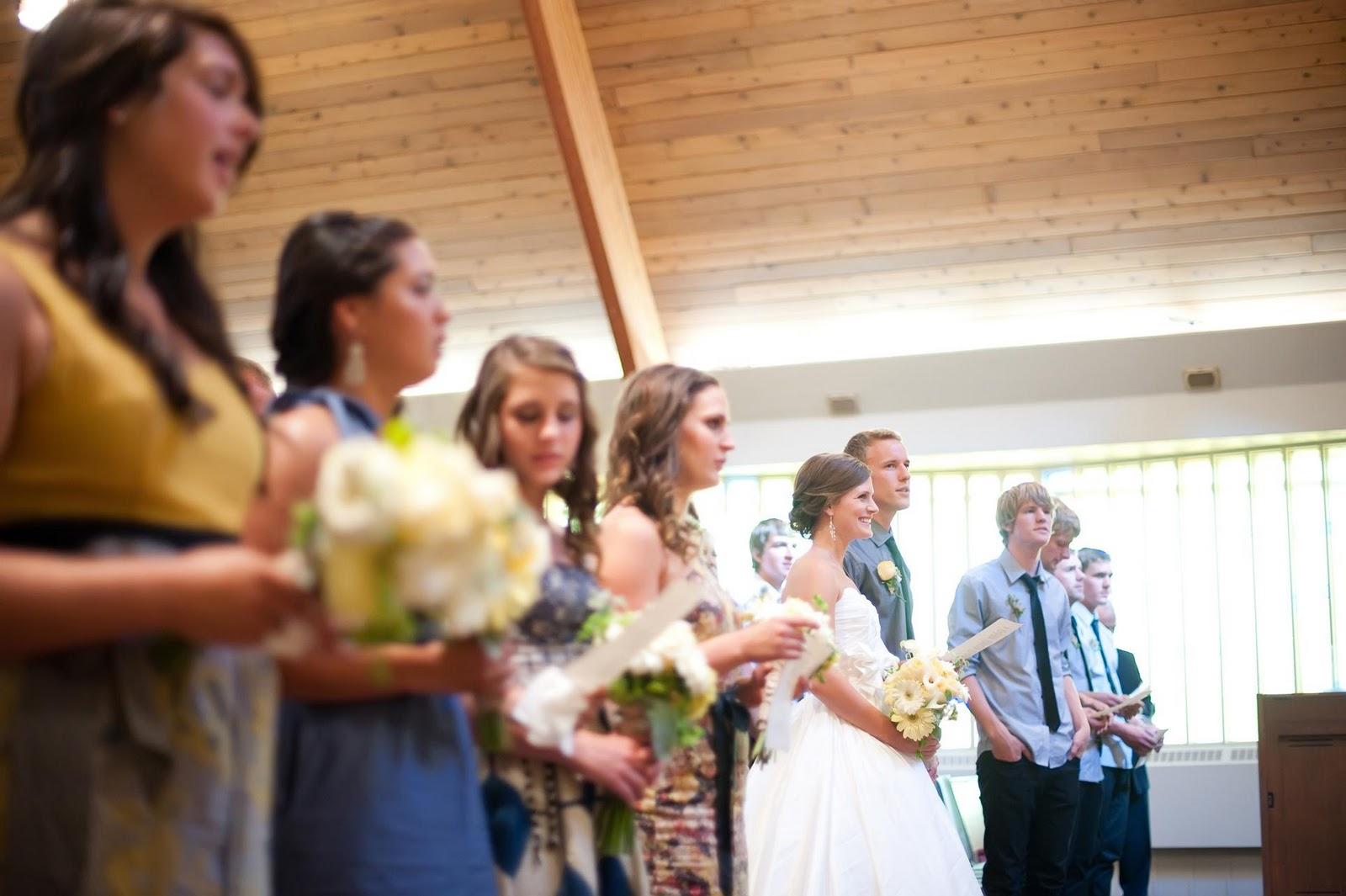 Meggie: Backyard Wedding
