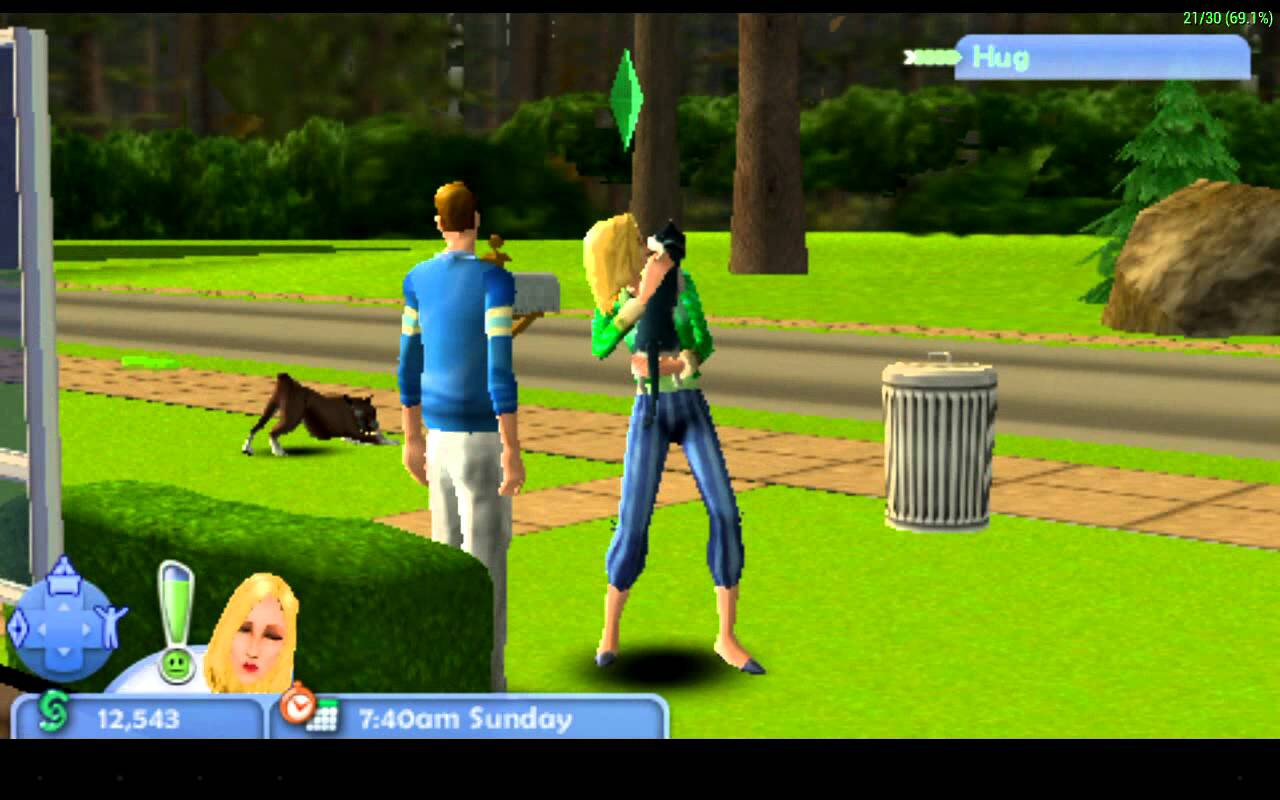 The Sims  Cats And Dogs Portable